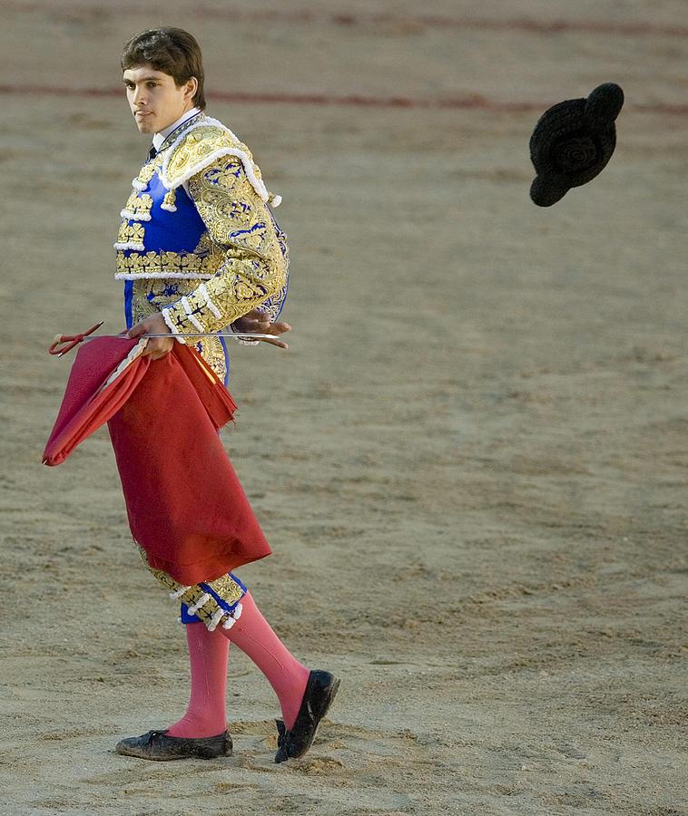 Spain Photograph - Matador Sebastian Castella II by Rafa Rivas