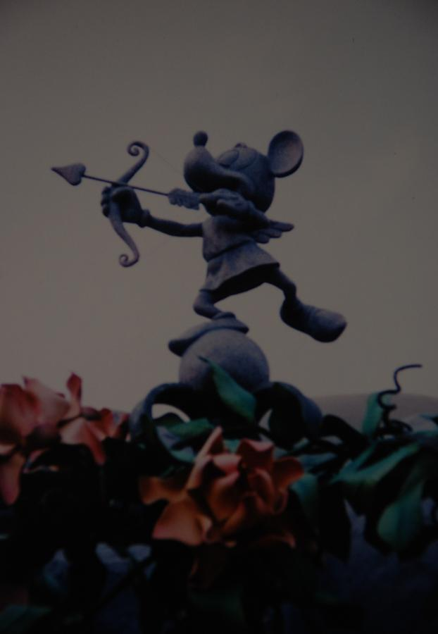 Micky Mouse Photograph - Mickey Mouse by Rob Hans