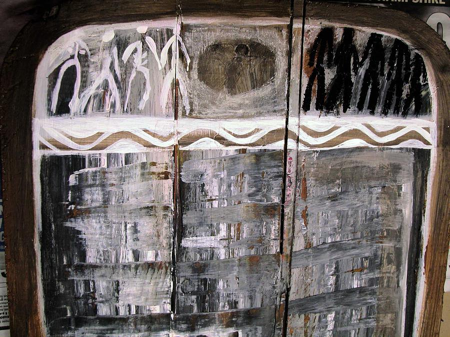 Slavery Painting - Middle Passage by Robert Daniels