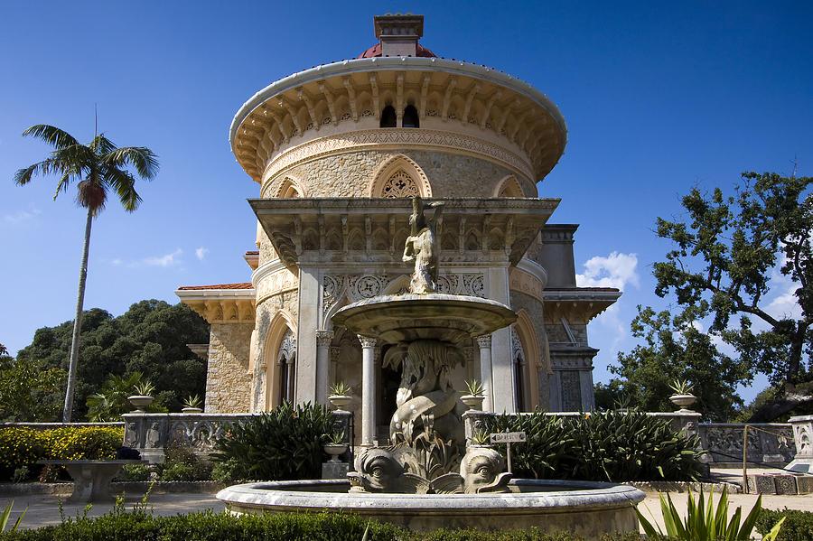 Monserrate Photograph - Monserrate Palace by Andre Goncalves