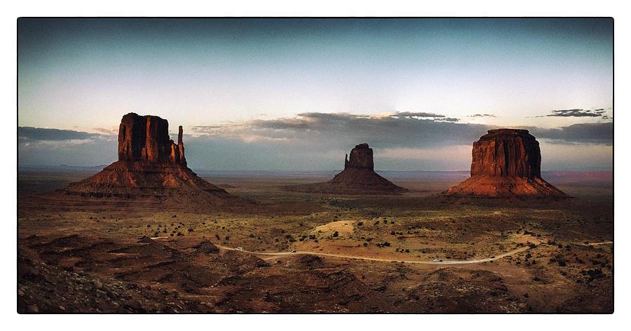 Arizona Photograph - Monument Valley by Robert Fawcett