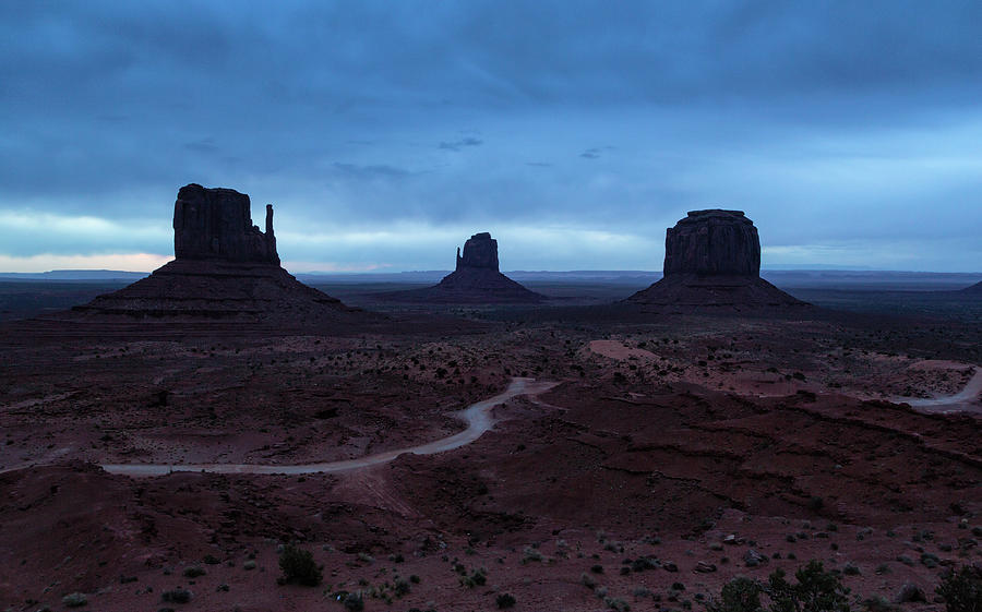 Monument Valley by Stuart Gordon