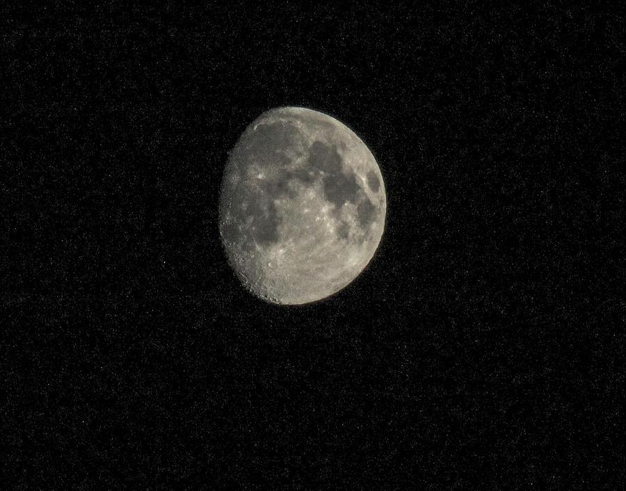 Moon Photograph - Moon by Julien Boutin