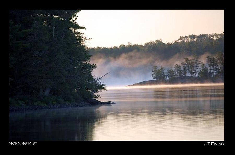 Morning Mist by J Todd