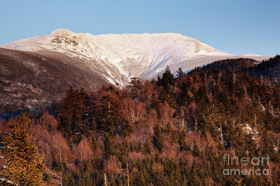 White Mountains Photograph - Mount Lafayette - White Mountains New Hampshire Usa by Erin Paul Donovan