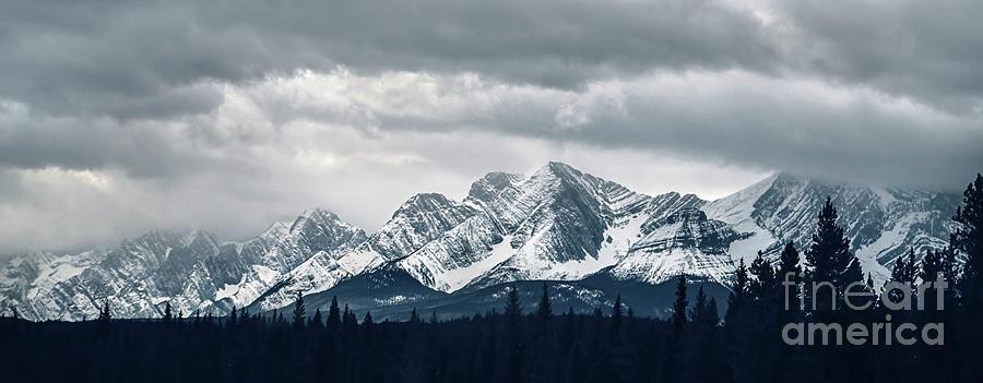 Mountainscape Photograph