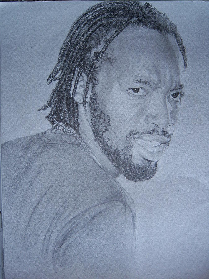 Movado Drawing by Jeffrey Samuels