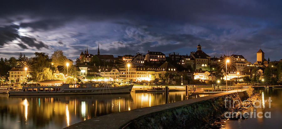 Boat Photograph - Murten by DiFigiano Photography