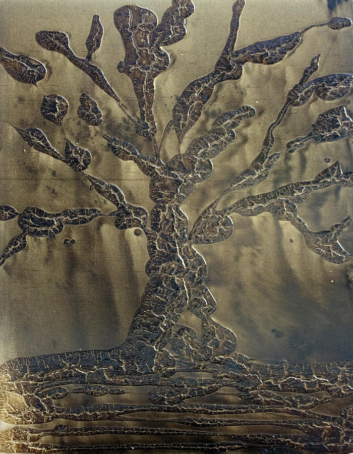 Trees Painting - My Serenity Series by Neil  Medlin