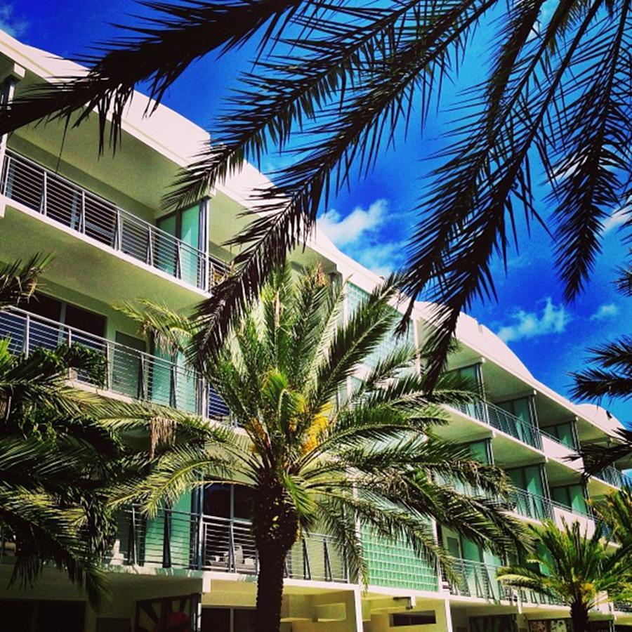 Miami Photograph - National Hotel, Miami Beach by Juan Silva