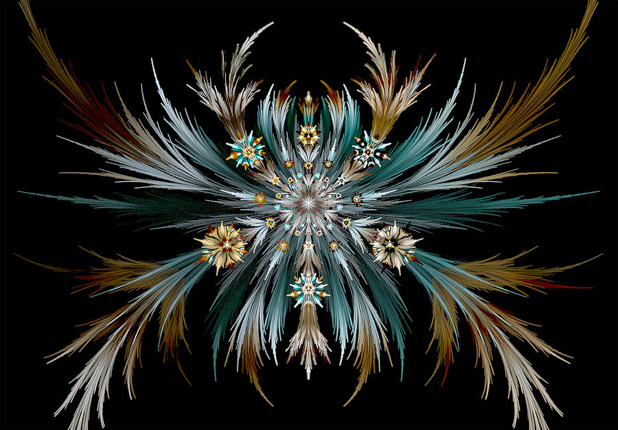 Native Feathers by Barbara A Lane