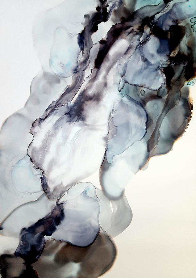 Home Decorating Painting - Emerge by Corinna Maggy