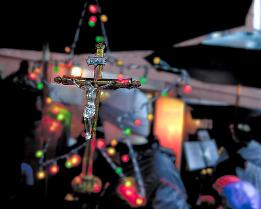 Christmas Photograph - New York Christmas by Patrick  Flynn