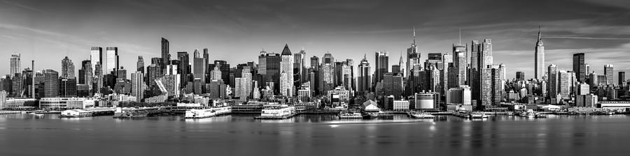 New York City panorama by Mihai Andritoiu
