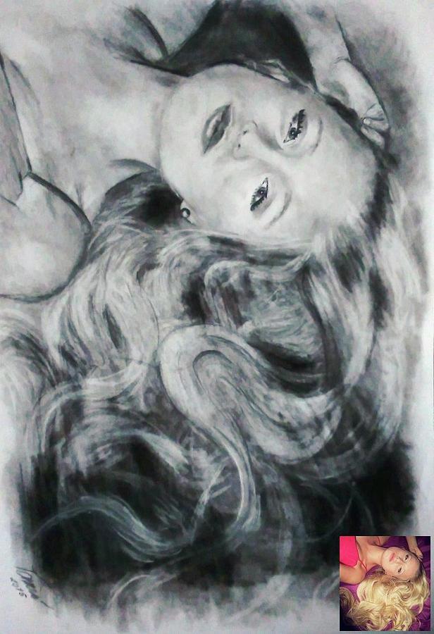 Nicol Drawing by Aneta Tormova