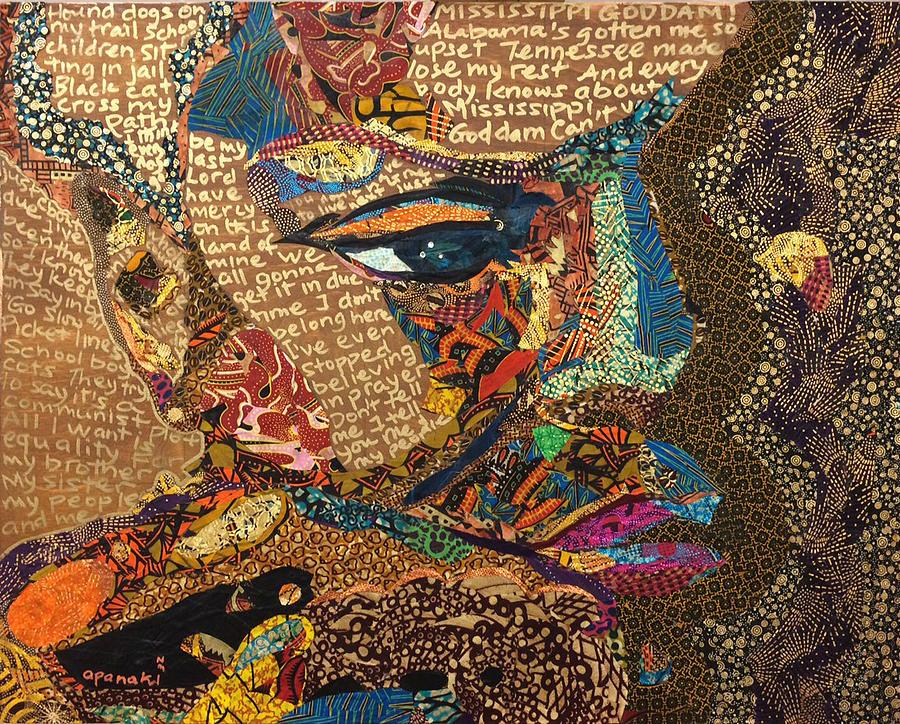 Nina Simone Fragmented- Mississippi Goddamn by Apanaki Temitayo M