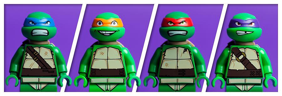 Ninja Turtles Photograph