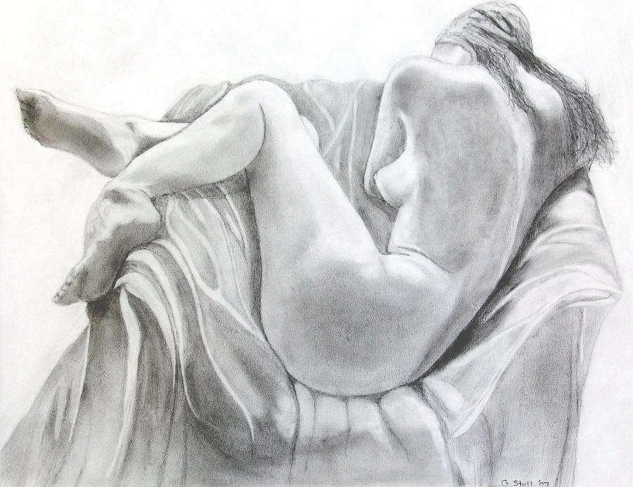 Drawing nude woman pic 61