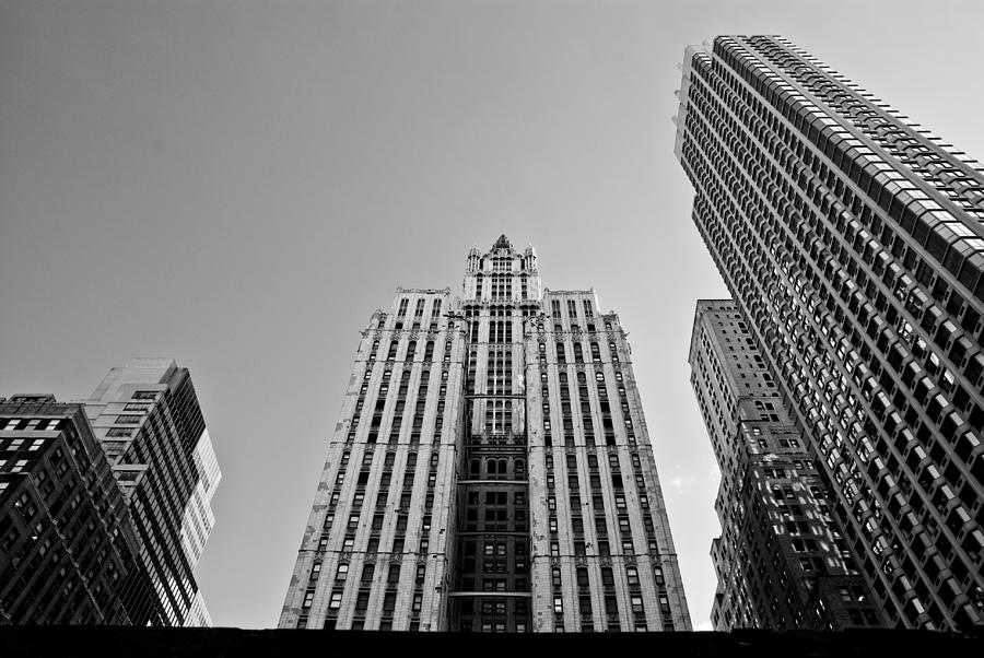 New York City Photograph - Nyc Buildings by Patrick  Flynn