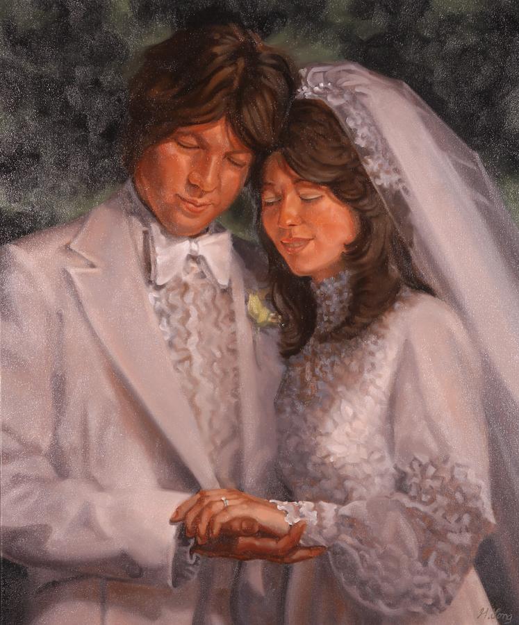 The Wedding  by Gary M Long