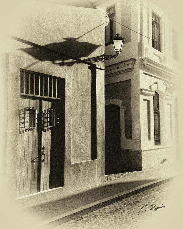 Old San Juan by Charlie Roman