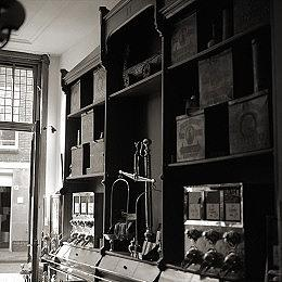 Black And White Photography Photograph - Old Store by Antonie Woordes
