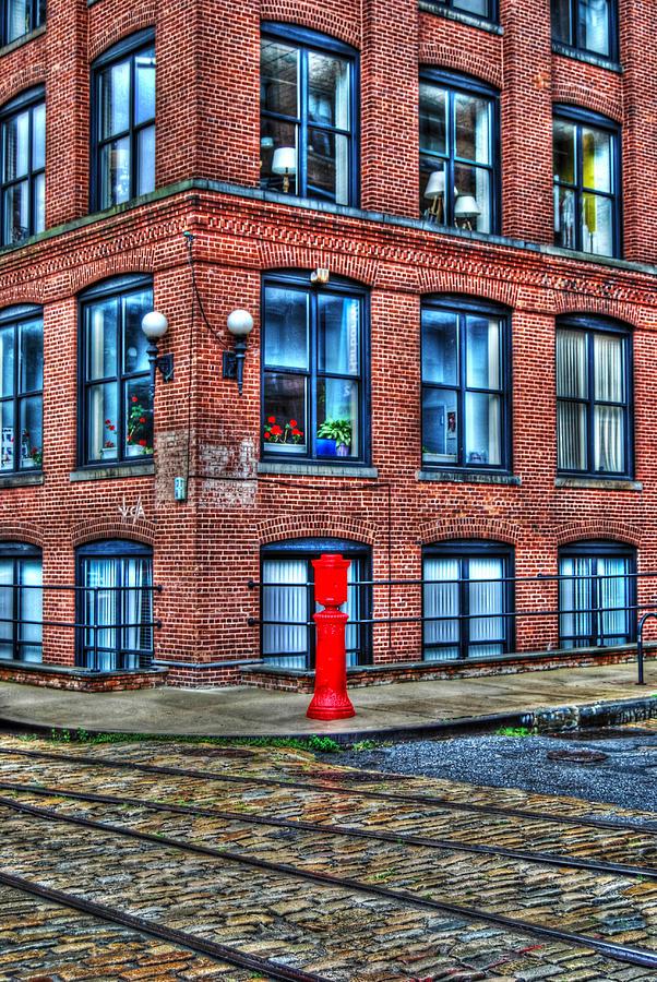 Brooklyn Photograph - Old World Brooklyn by Randy Aveille