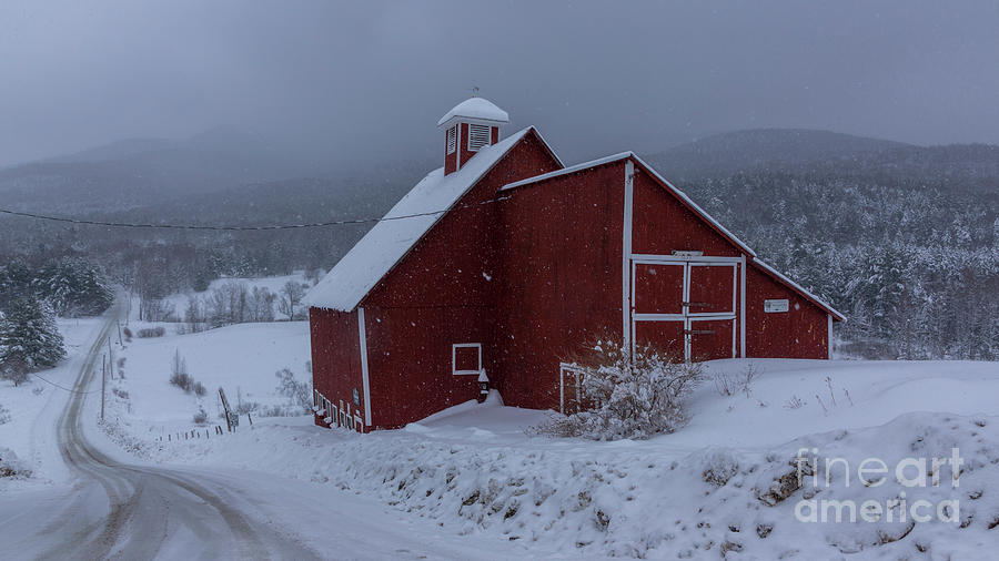 On the backroads of Stowe by Scenic Vermont Photography