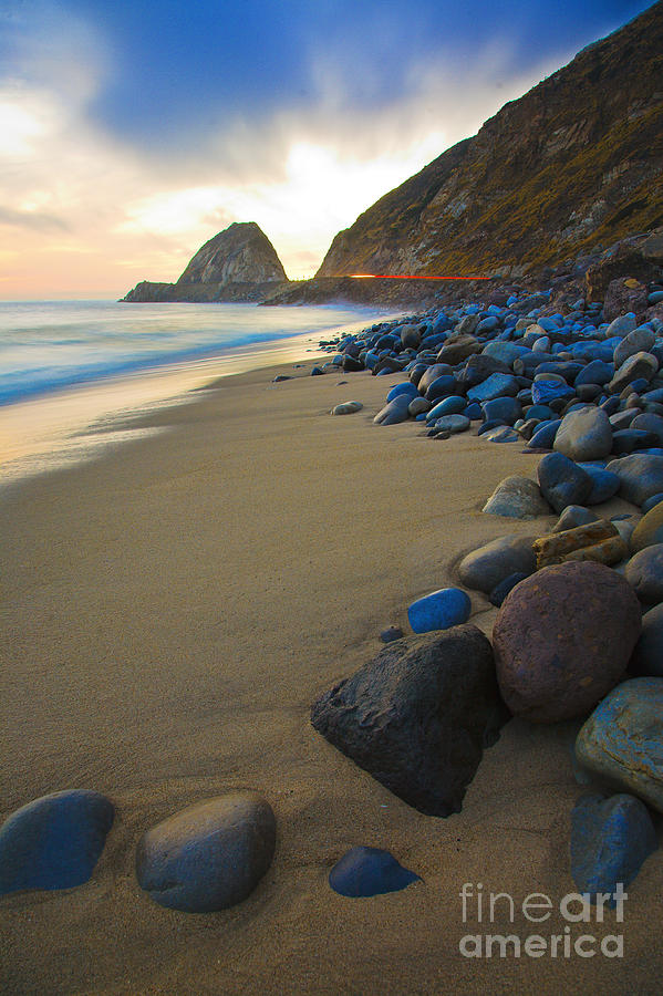 Beaches Photograph - On The Road To Happiness by Greg Clure