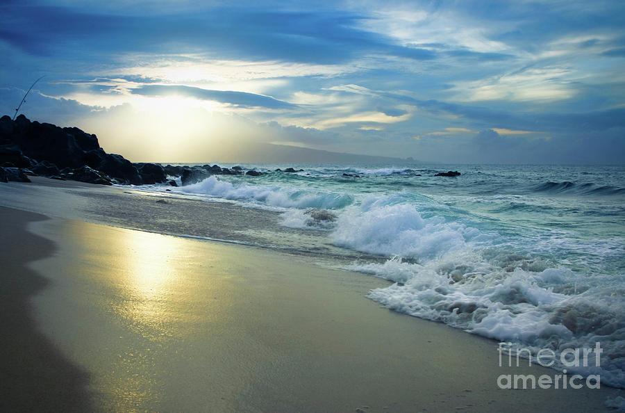 Hookipa Beach Photograph - One Dream by Sharon Mau