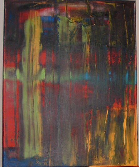 Abstract Painting - Out Of Limits by Lon Cerame