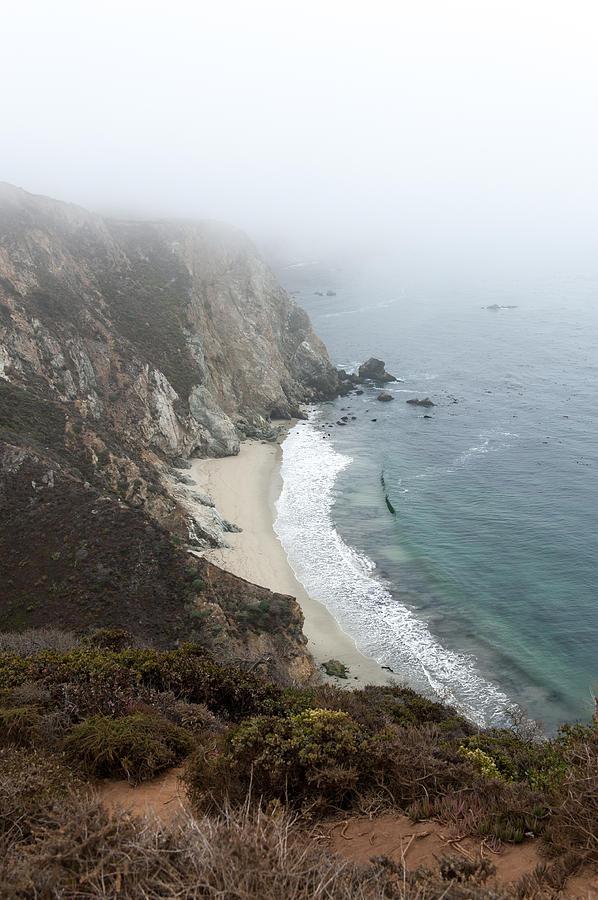 Coast Photograph - Pacific Coast by Wim Slootweg