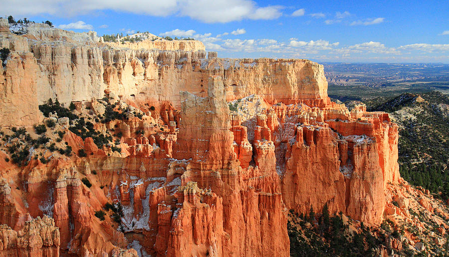 Bryce Photograph - Paria Point In Bryce Canyon by Pierre Leclerc Photography