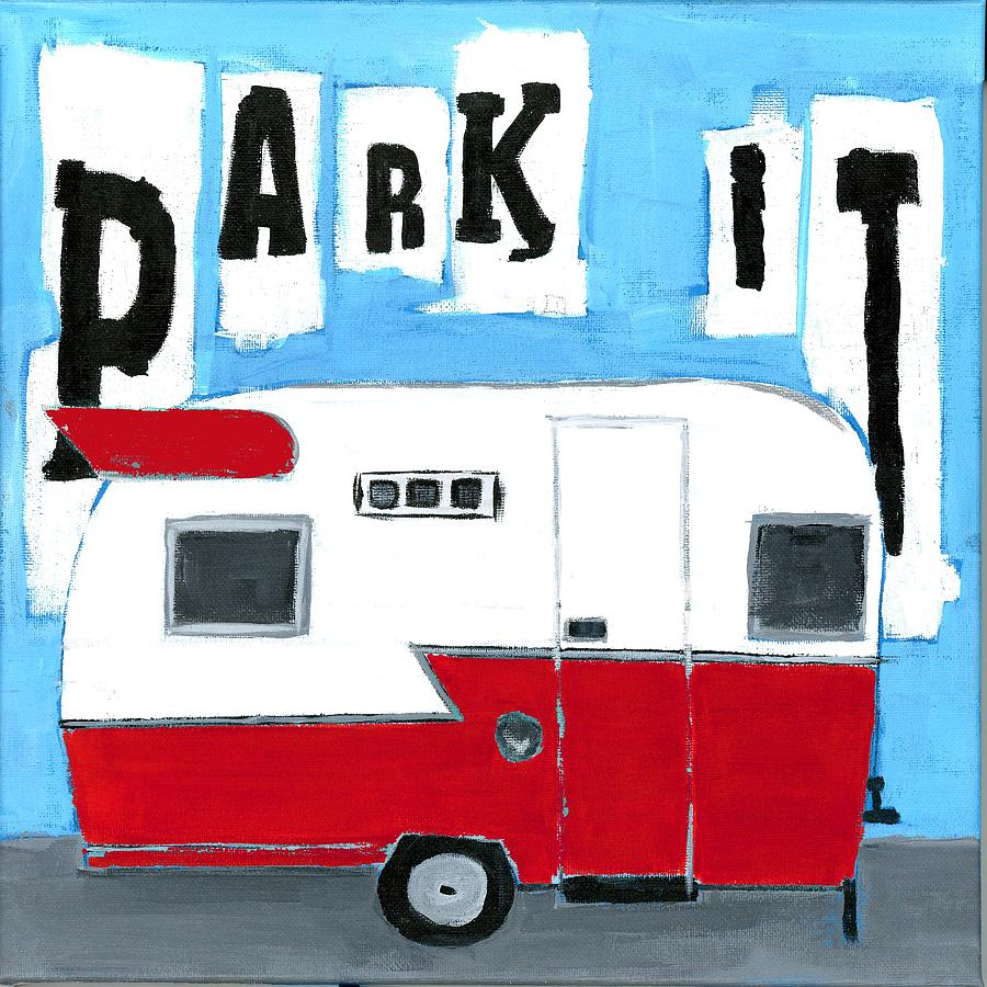 PARK IT by Debbie Brown