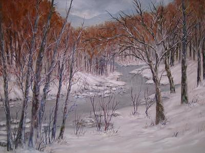 Peace And Quiet Painting by Ben Kiger