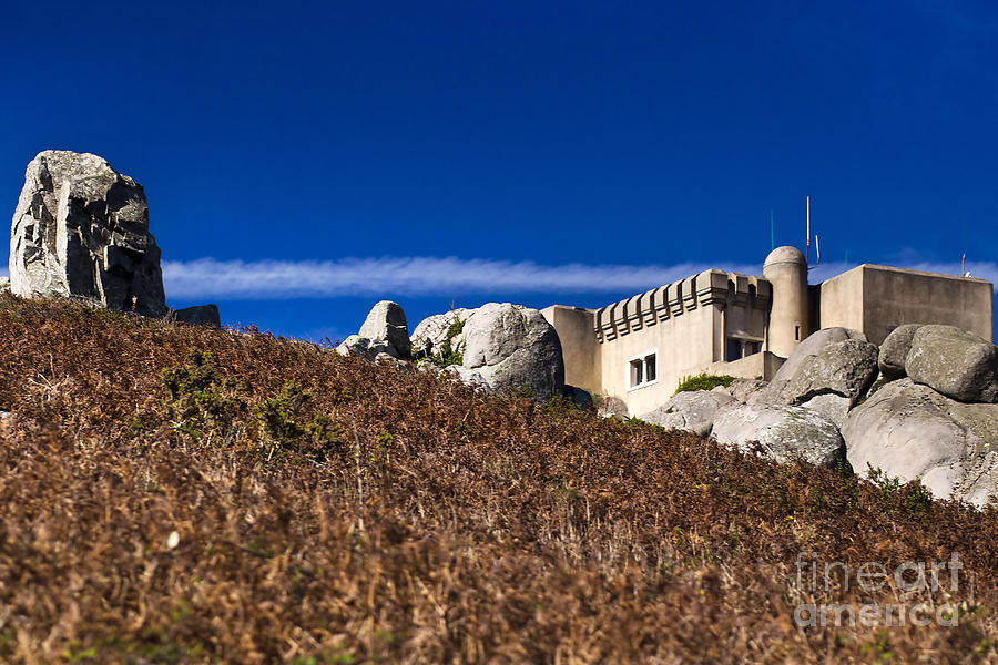 Little Photograph - Peninha In Sintra Natural Park by Andre Goncalves