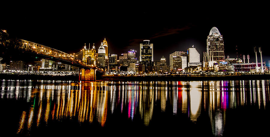 Perfect Night in Cincinnati by Jason Finkelstein