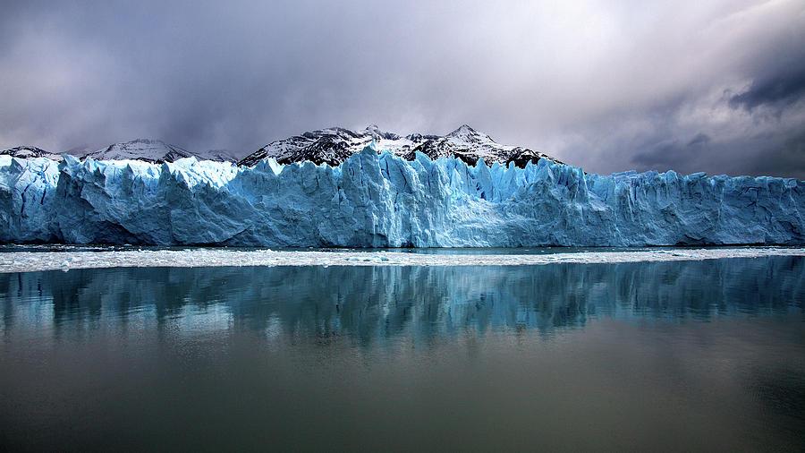 Perito Moreno Glacier by Stephen Dennstedt