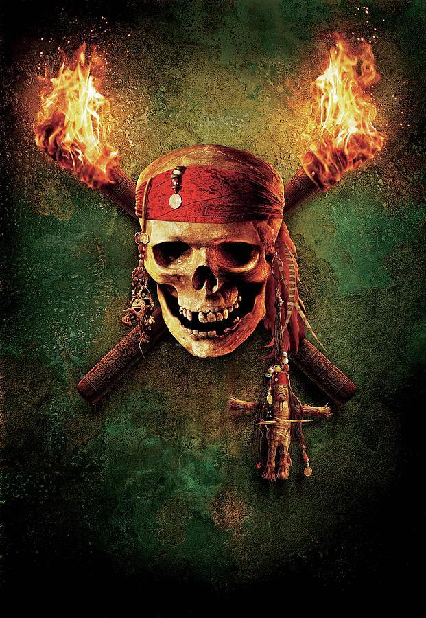Pirates Of The Caribbean Dead Mans Chest 2006 Digital Art By Geek N Rock