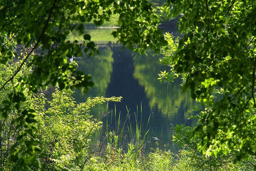 Lake Photograph - Pocket Lake by Kathryn Meyer