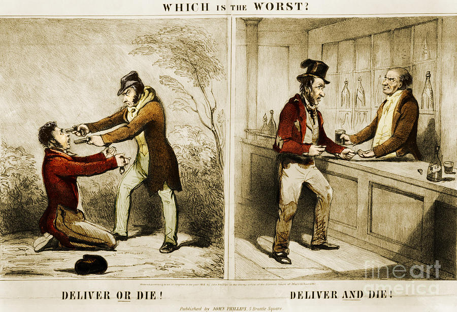 an overview of the temperance movement of the 1800s The progressive ideas of the 1800's, such as the abolition of slavery, and the need  for temperance in a society plagued by social ills temperance pledge (willard.