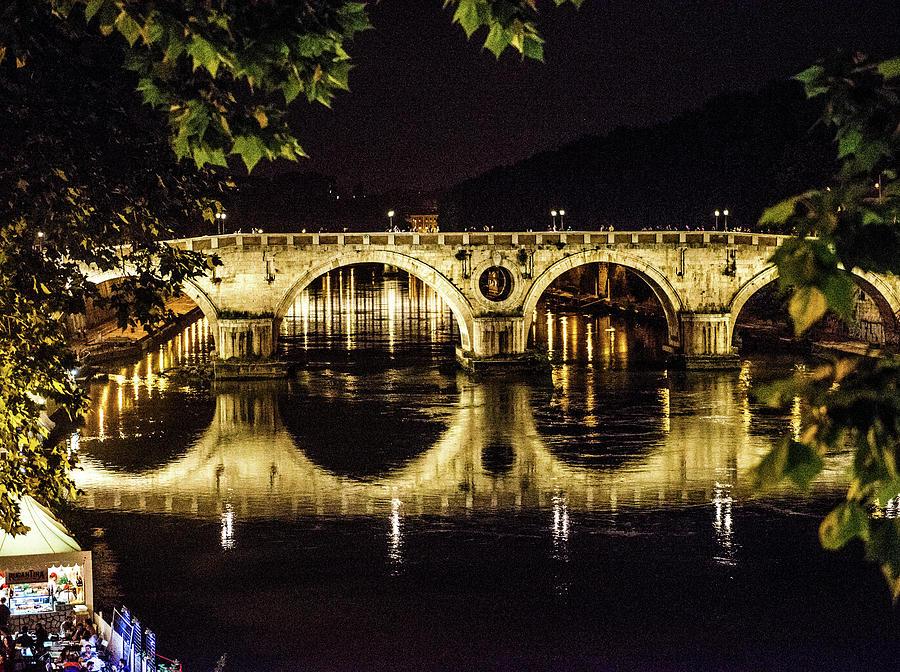 Campus Martius Photograph - Ponte Sisto by Joseph Yarbrough