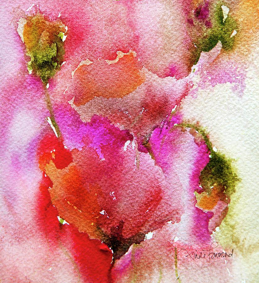 Poppy Garden by Linde Townsend
