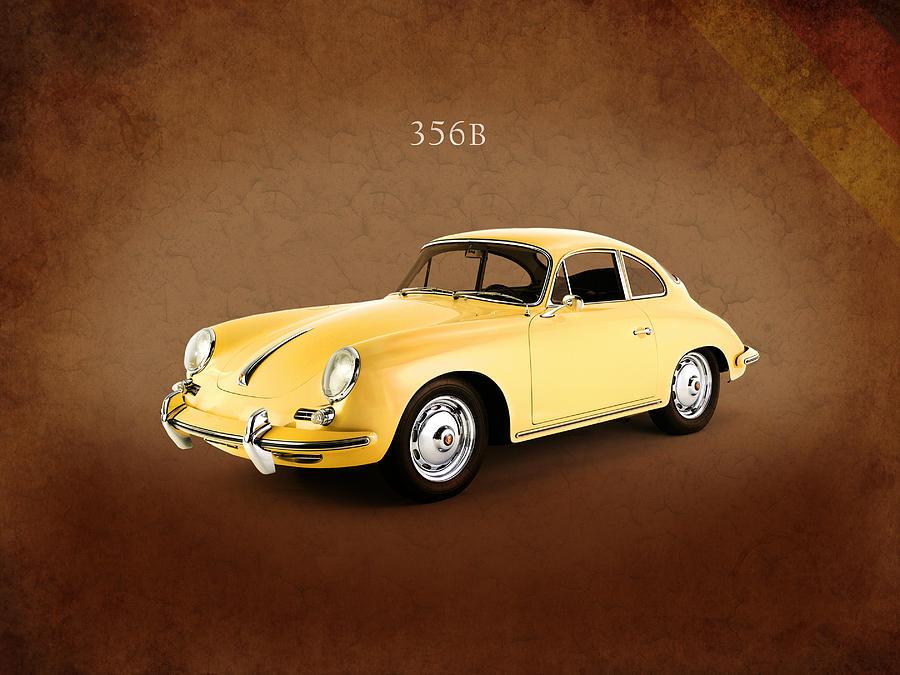 Porsche 356 Photograph - Porsche 356b 1962 by Mark Rogan