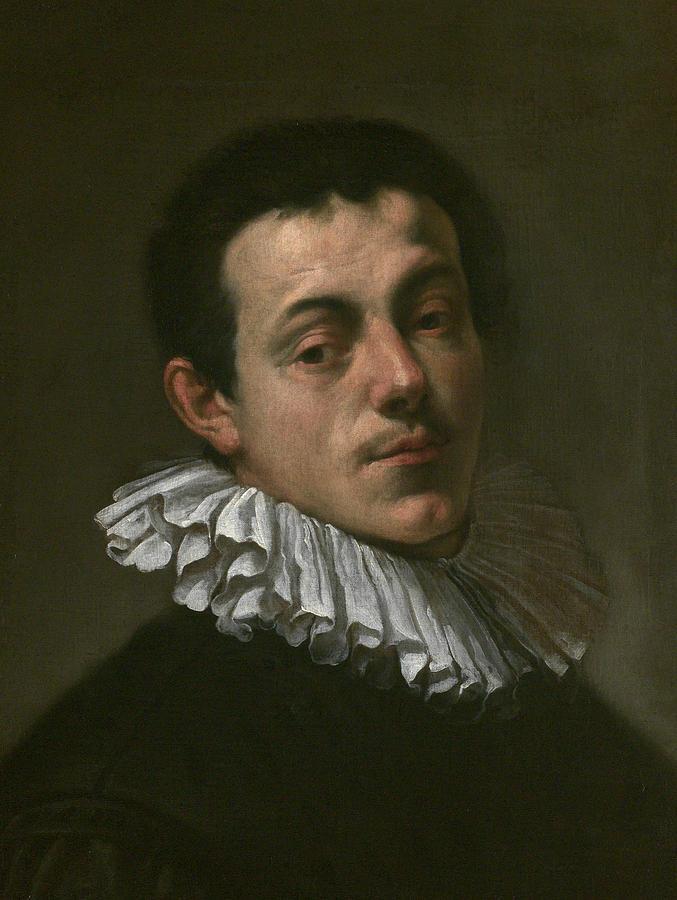 Portrait Of Painter Josef Hein...