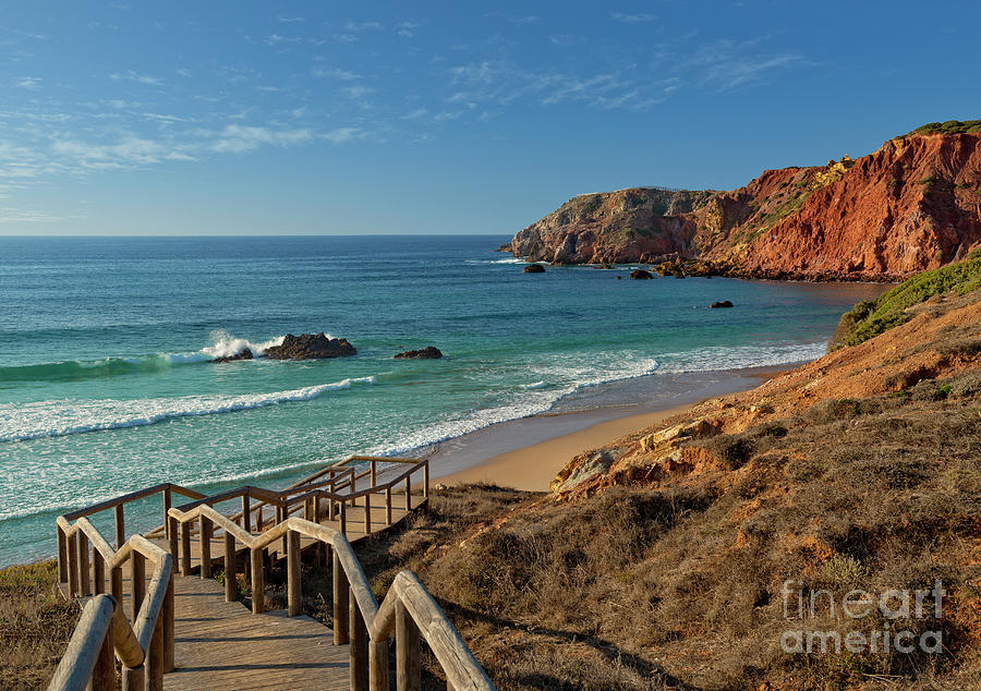 Praia do Amado, Portugal by Mikehoward Photography