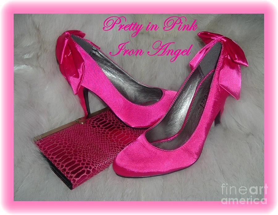 Pink Photograph - Pretty In Pink by JoAnn Tavani