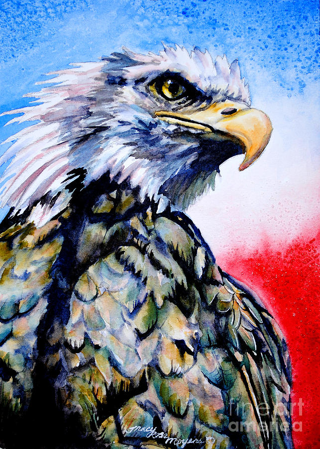 Pride Painting - Pride by Tracy Rose Moyers