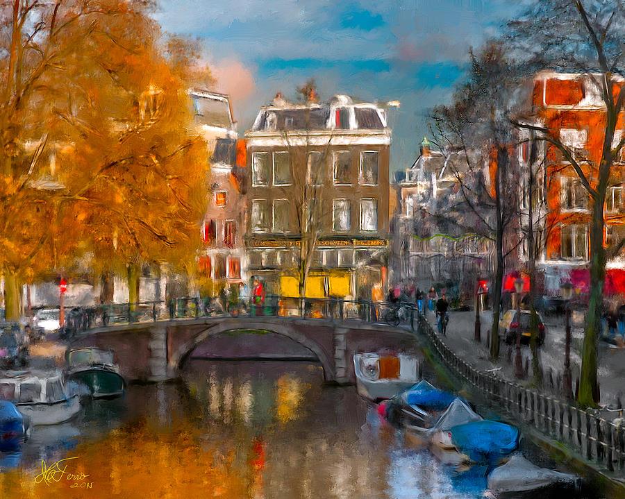 Prinsengracht 807. Amsterdam by Juan Carlos Ferro Duque