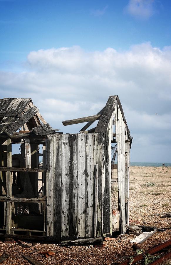 Desolate Photograph - Projekt Desolate Alone by Stuart Ellesmere